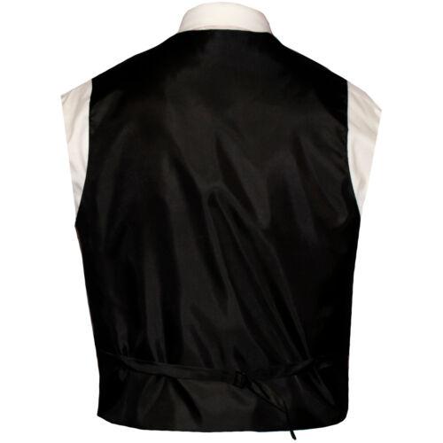 NAVY XS to 6XL Paisley Tuxedo Suit Dress Vest Waistcoat /& Bow tie Wedding Prom
