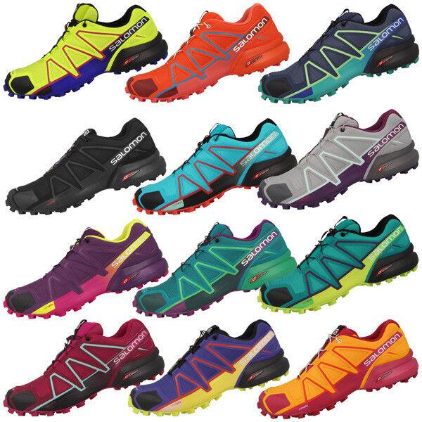 Salomon Salomon Salomon Speedcross 4 mujer señora trail running zapatillas Cross zapatos CS XA Pro  directo de fábrica