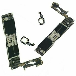 For-iPhone-6S-6-Plus-64GB-16GB-Touch-ID-Motherboard-Main-Board-Unlocked-Board