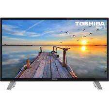Toshiba 43 Inch Smart LED 1080p Full HD Freeview HD TV 3 HDMI