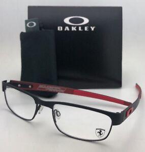 fafe75b149976 Image is loading New-Ferrari-OAKLEY-Eyeglasses-CARBON-PLATE-OX5079-0453-