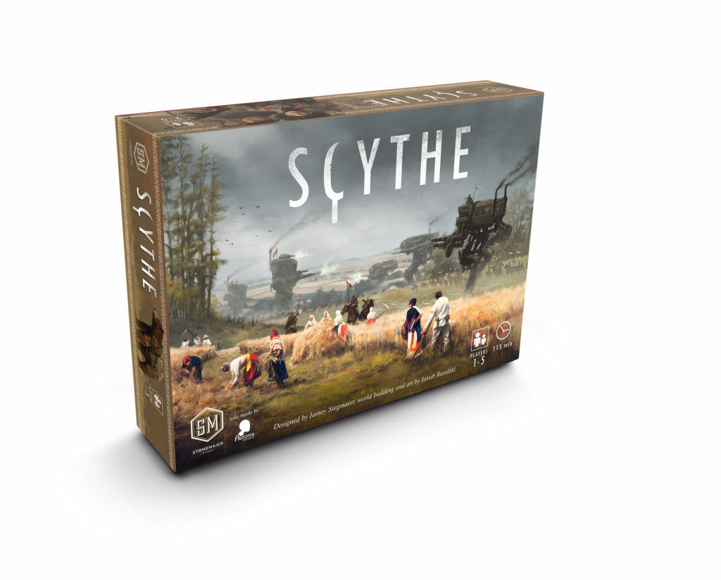 Scythe Board Game NEW Sealed