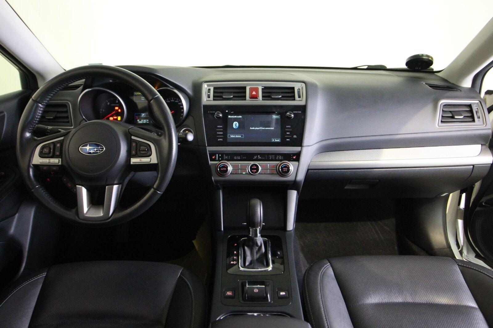 Subaru Outback D Ridge CVT AWD