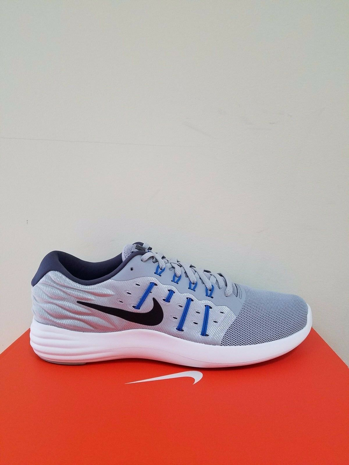 Nike Men's  Lunarstelos  Running Shoes Size 11 NIB