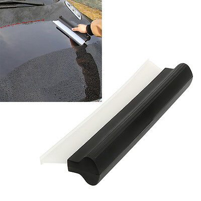 Auto Glass Windshield Wiper Cleaner Scraper Cleaner Rubber Wiper Blade Brushes