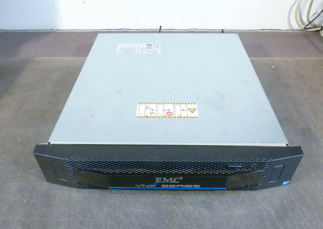 Dell EMC VNXe3100 12-Bay Storage Array 2x iSCSI Controller 2xPSU     (3b15)