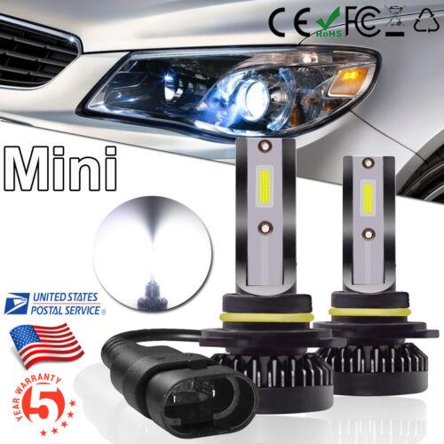 Mini 9005 LED Headlight Conversion Kit 110W 20000LM Car Driving Beam Bulbs Lamps