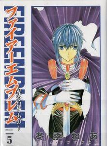 1~5 Complete Set JAPAN Fire Emblem Seisen no Keifu manga LOT