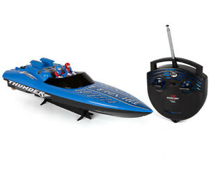 Sale Mosquito Storm Man Large Rc Racing Speed Boat Radio Remote