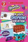 Shopkins: A Very Shopkins Vacation (Shopkins) by Jenne Simon (2016, Paperback)
