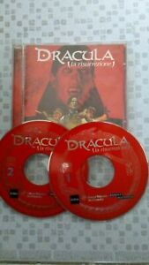 Pc cd-rom Dracula la resurrezione
