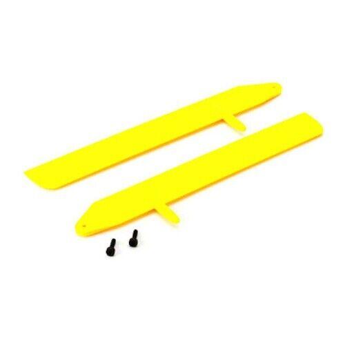 Blade BLH3715YE Yellow Fast Flight Main Rotor Blade Set 130 X