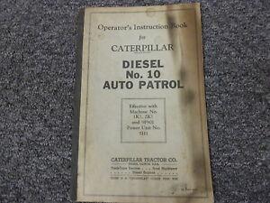 caterpillar ten serial number location