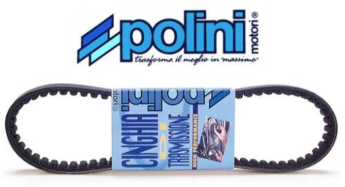 Courroie POLINI MBK Booster Spirit Nitro Ovetto Stunt Flipper Mach G Track NEUF