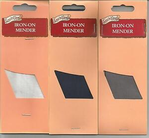 Iron-On-Mender-Patch-Ex-Woolworths-Stock-Available-in-Grey-Navy-or-White