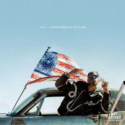 C-25 24x24 20x20 All Amerikkkan Badass Joey Bada$$ Album Cover Poster