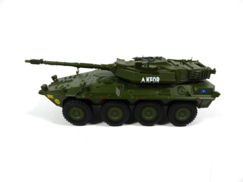 B1 Centauro véhicules militaires 1//72 Military Model Tank Char Eaglemoss 08