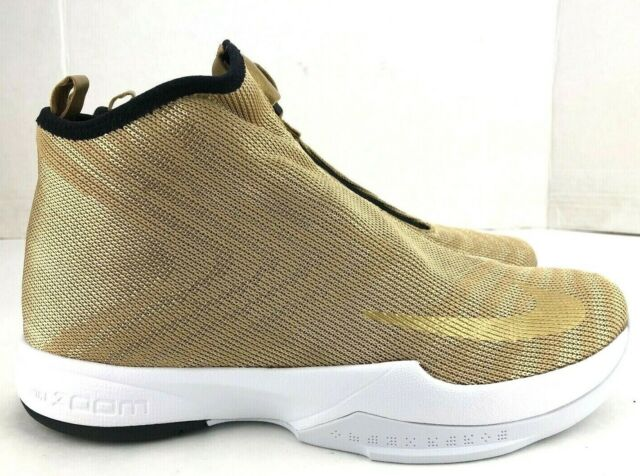 Size 9.5 - Nike Zoom Kobe Icon Gold