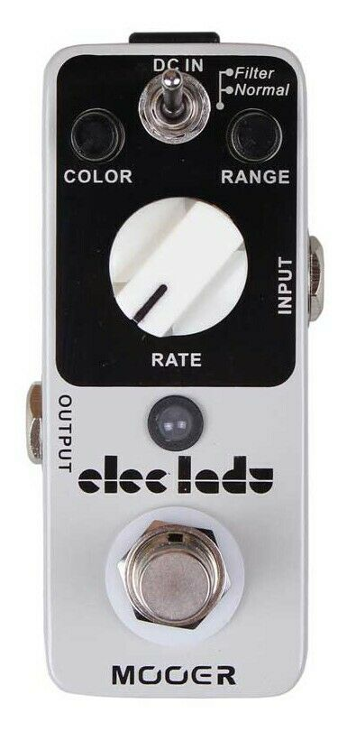 Mooer MFL2 E-Lady Flanger Guitar Effects Pedal