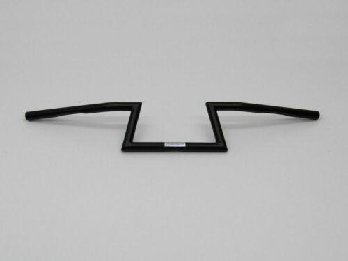 Fehling barra LZ 9 HD Nero Z-Manubrio Alto Sottile klemmung 31,75
