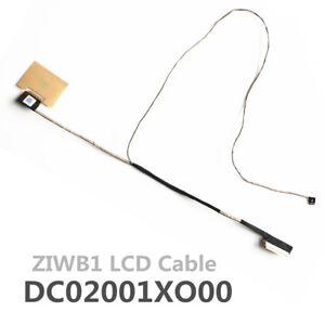 Lenovo-B50-B50-30-B50-45-B50-70-B50-80-LCD-LVDS-Cable-ZIWB-1-DC02001XO00