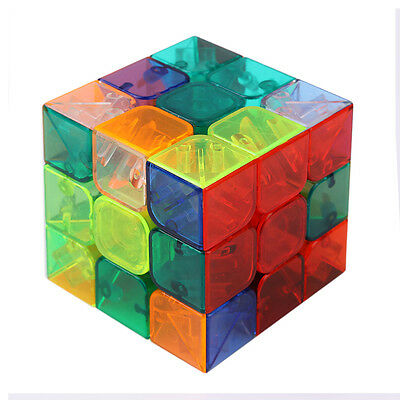 Speed Professional Magic Cube Twist Puzzle Classic Brain Game Kid Toy Gift