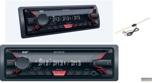 DAB SONY DSX-A300DAB  Autoradio Aux MP3 USB 4#55W Antenne mit Radio DAB