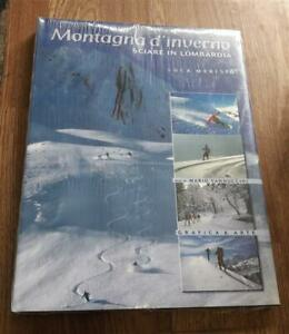 Montagna-D-039-inverno-Sciare-In-Lombardia-Luca-Merisio-Grafia-E-Arte-2001
