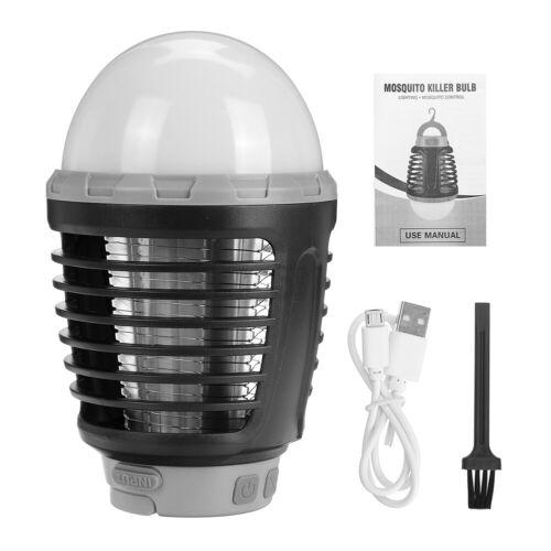 LED Bulb Mosquito Killer Fly Bug Zapper Household Camping SMD 2835 Night Light G