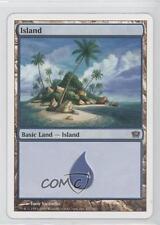 2005 Magic: The Gathering - Core Set: 9th Edition #337 Island Magic Card 0u7
