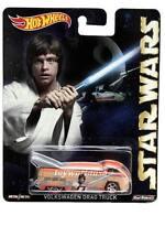 2015 Hot Wheels Pop Culture Star Wars Luke Skywalker Volkswagen Drag Truck
