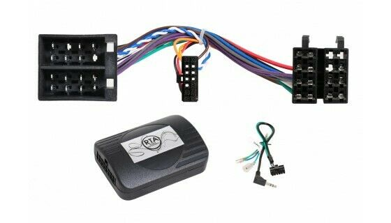 Citroen C3 Pluriel C8 Xsara Picasso Car Radio Adapter Steering Wheel Connection