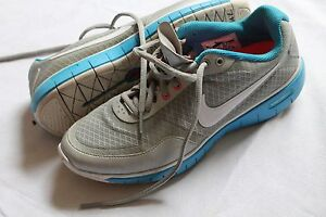 NIKE FREE XT EVERYDAY FITSOLE WOMENS 429844-007 GRAY Gym Training Shoes SIZE 6.5