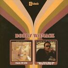 The Facts of Life/I Don't Know What the World Is Coming To by Bobby Womack (CD, Sep-2004, Emi/Stateside)