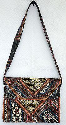 Handmade Indian Mirror Patchwork Hippy Banjara Boho Shopping Sachel Shoulder Bag
