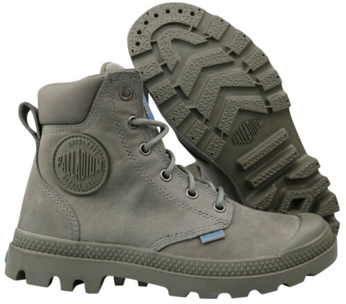 36 /& 37 wasserdicht Palladium PAMPA CUFF WP Lux Schuhe Stiefel Boots LEDER Gr