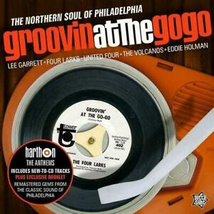 GROOVIN-AT-THE-GOGO-Various-NEW-amp-SEALED-NORTHERN-SOUL-CD-OUTTA-SIGHT-HARTHON