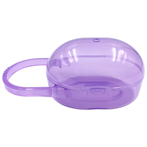 Portable Baby Infant Pacifier Storage Box Soother Holder Case Container Travel