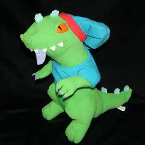 c02c9730a35 Mattel Rugrats REPTAR Dinosaur 11