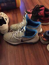 huge discount 5d374 94d2d item 7 Men s Nike KD 8 Blue White Basketball Shoes 749375 144 Size 10.5 -Men s  Nike KD 8 Blue White Basketball Shoes 749375 144 Size 10.5