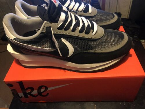 Sacai Nike Waffle Grey/black