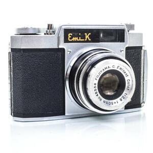 EMI-K-35-35MM-camara-de-cine-F2-8-50MM-Lente-Fujiyama-Japon-38068