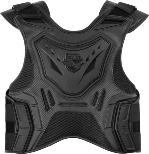 Color ICON Motosports Womens Field Armor Stryker Motorcycle Vest  Choose Size