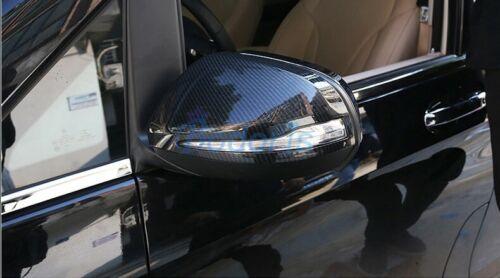 For Mercedes Benz V Class V260 2014-2018 Carbon Fiber Rear View Mirror Overlay