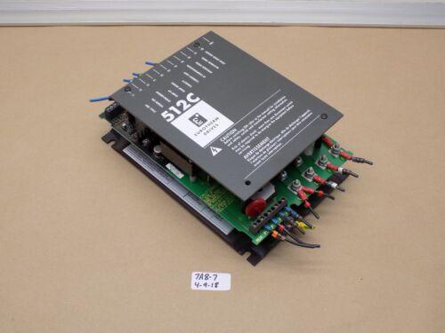 +USED PULLOFF EUROTHERM DRIVES 512C//04//00//00//00  110-480 VAC SUPPLY 1PH
