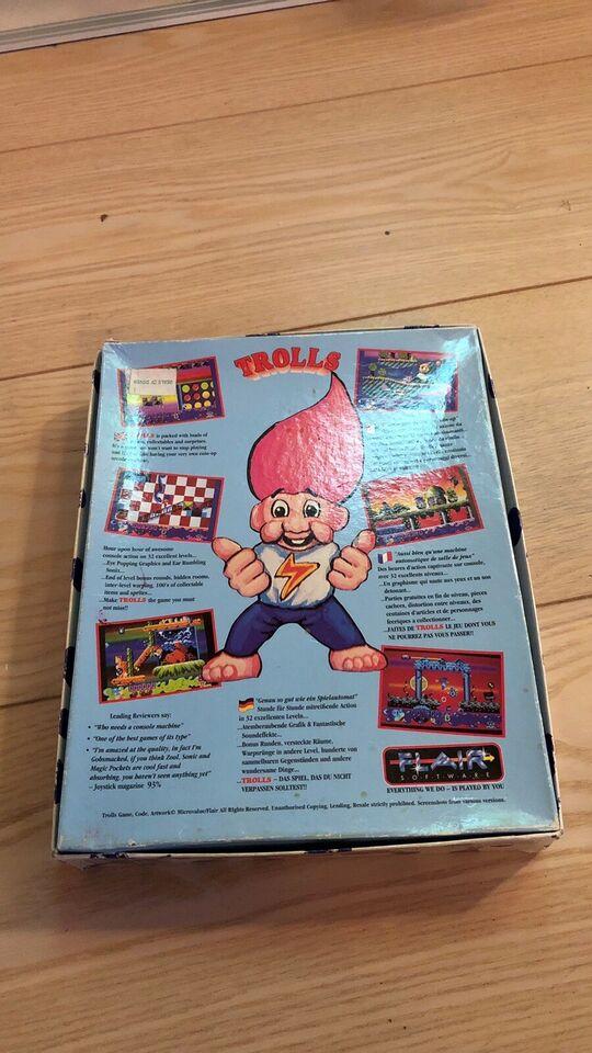 Trolls, Amiga spil