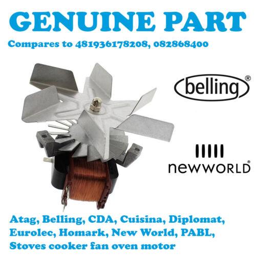 NEW World Fornello Forno Motore Del Ventilatore