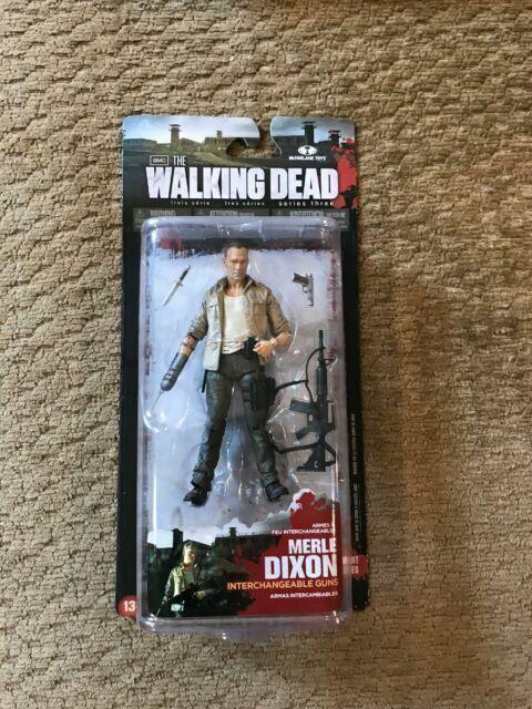Loose McFarlane Toys The Walking Dead Merle Dixon 2-Inch Mini Figure