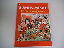 SUSKE EN WISKE 89. De dolle musketiers 1985
