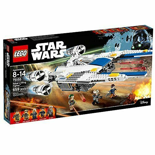 LEGO 75155 - Star Wars  U-WING FIGHTER - New & Sealed